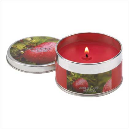 """DRIED WILDFLOWER CANDLE fresh floral scent 3-3//8/"""" diameter x 3-1//4/"""" high 39208"""